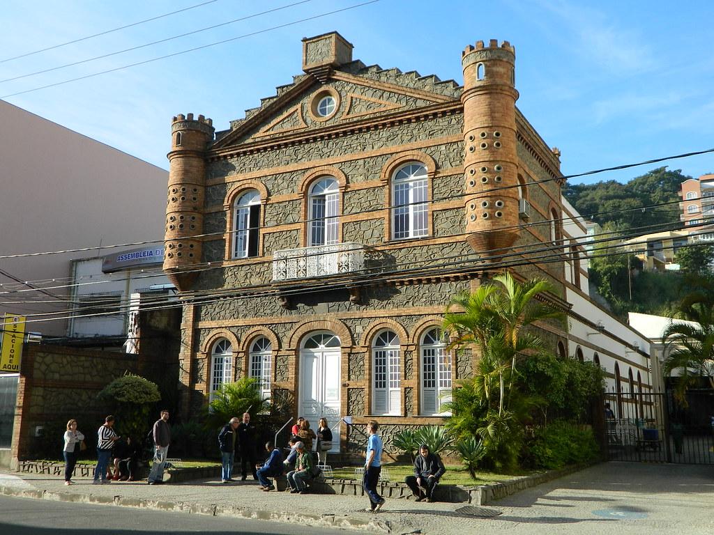 Armario Oficina Bajo ~ Castelinho da CEMIG Juiz de Fora O edifício da antiga Co u2026 Flickr