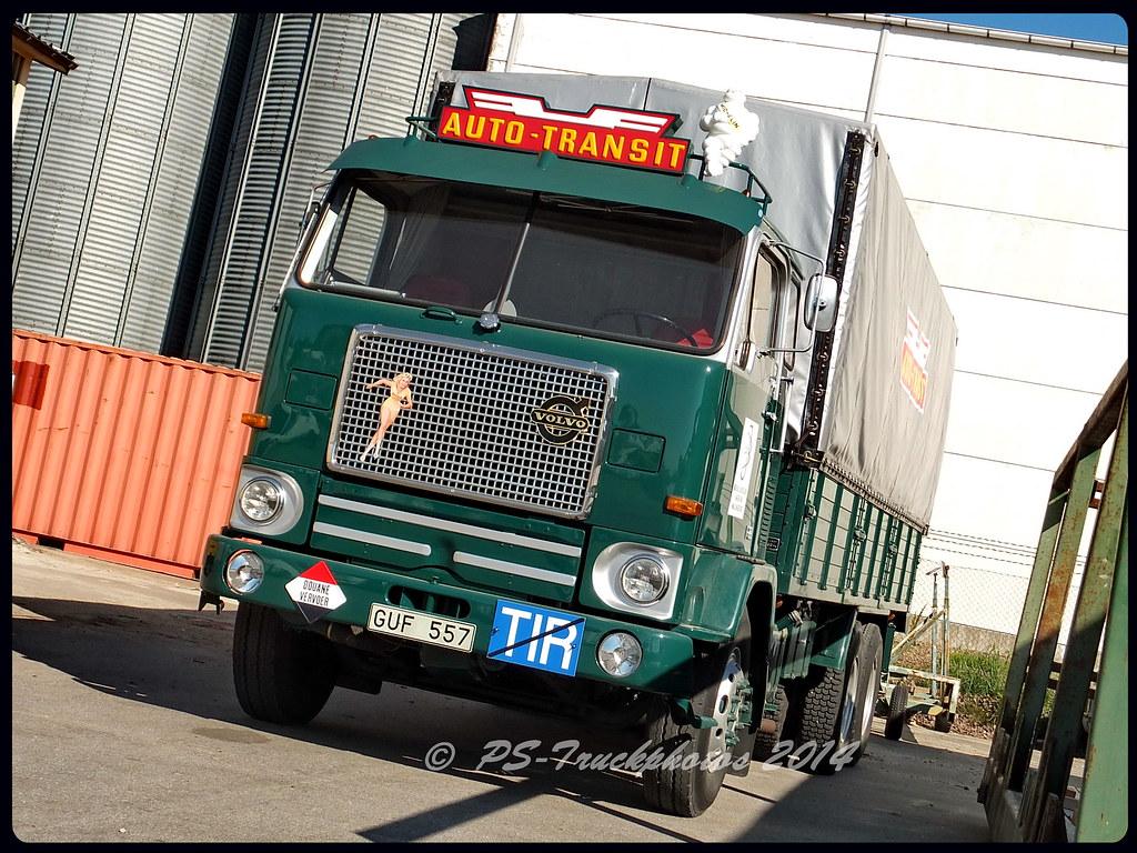 Volvo F88 Bj Trucks B 246 Rje J 246 Nsson Auto Transit S
