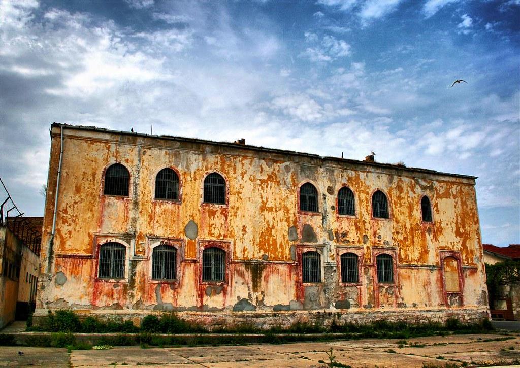 Sinop Fortress Prison  Sinop Fortress Prison Sinop ...