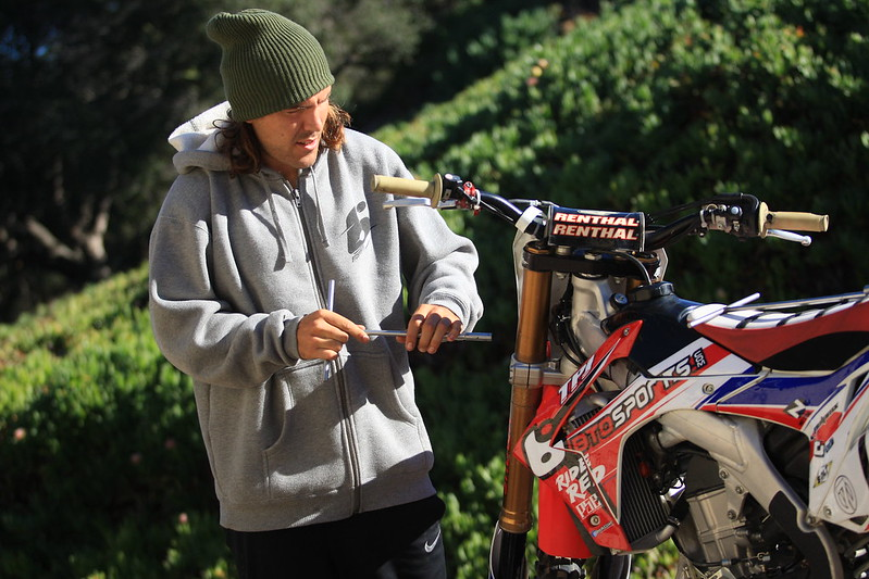 Healthy Dirt Bike Maintenance