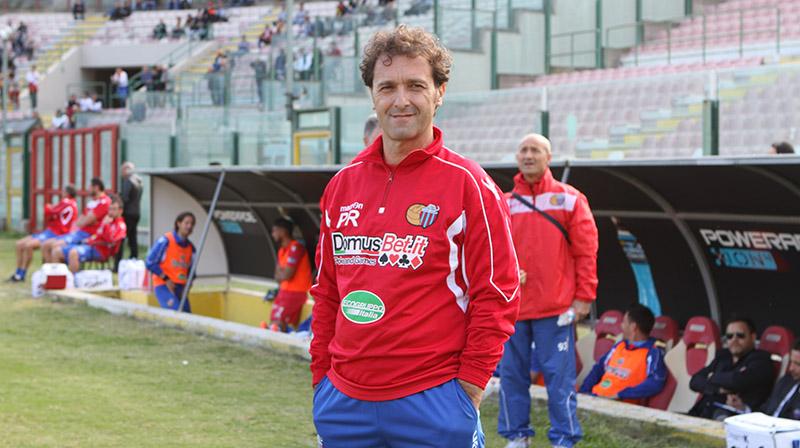 Pino Rigoli, ex tecnico del Catania