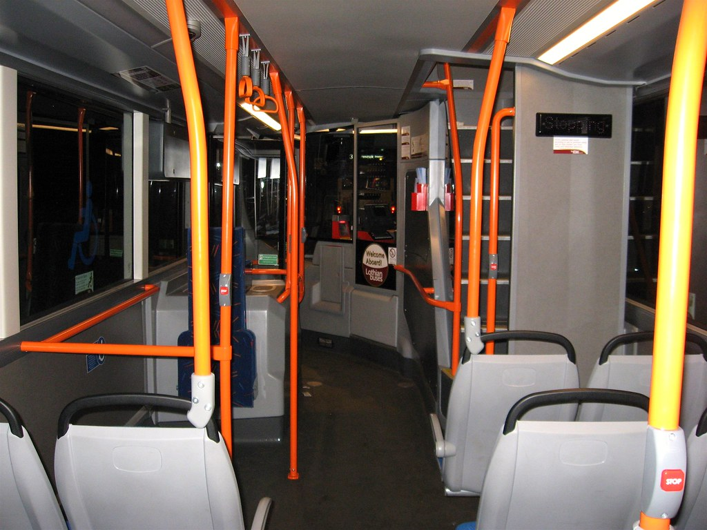 Lothian Buses 286 Bf63hdc 09 05 14 11 Lower Deck