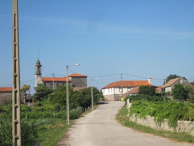 Iglesia de San Salvador en Meis