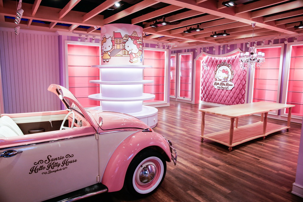 Hello Kitty House Tour hello kitty houses. top best exterior paint color ideas for small
