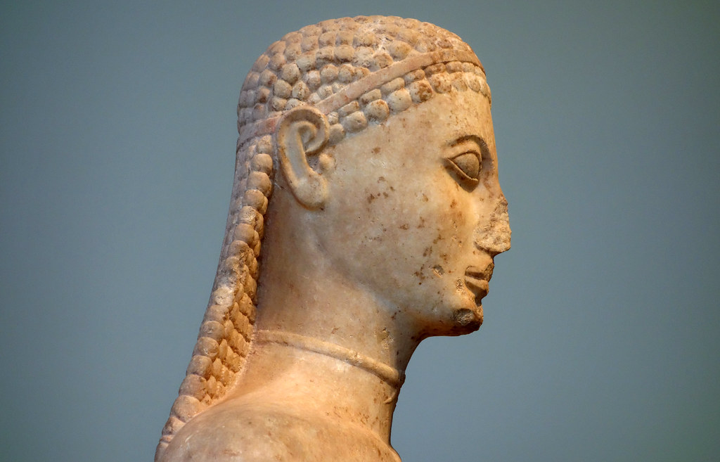statue of kouros Essays - largest database of quality sample essays and research papers on kouros.