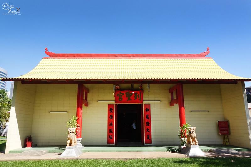 darwin chung wah temple