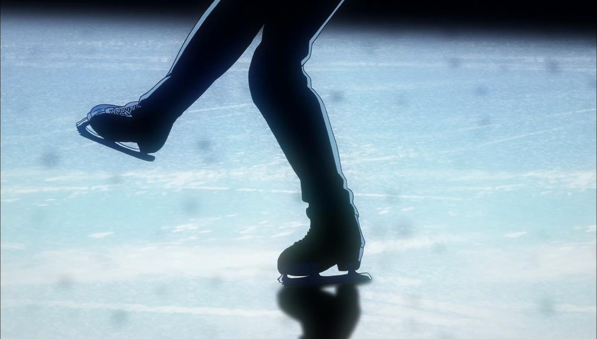 Yuri!!! On Ice E01 (1)