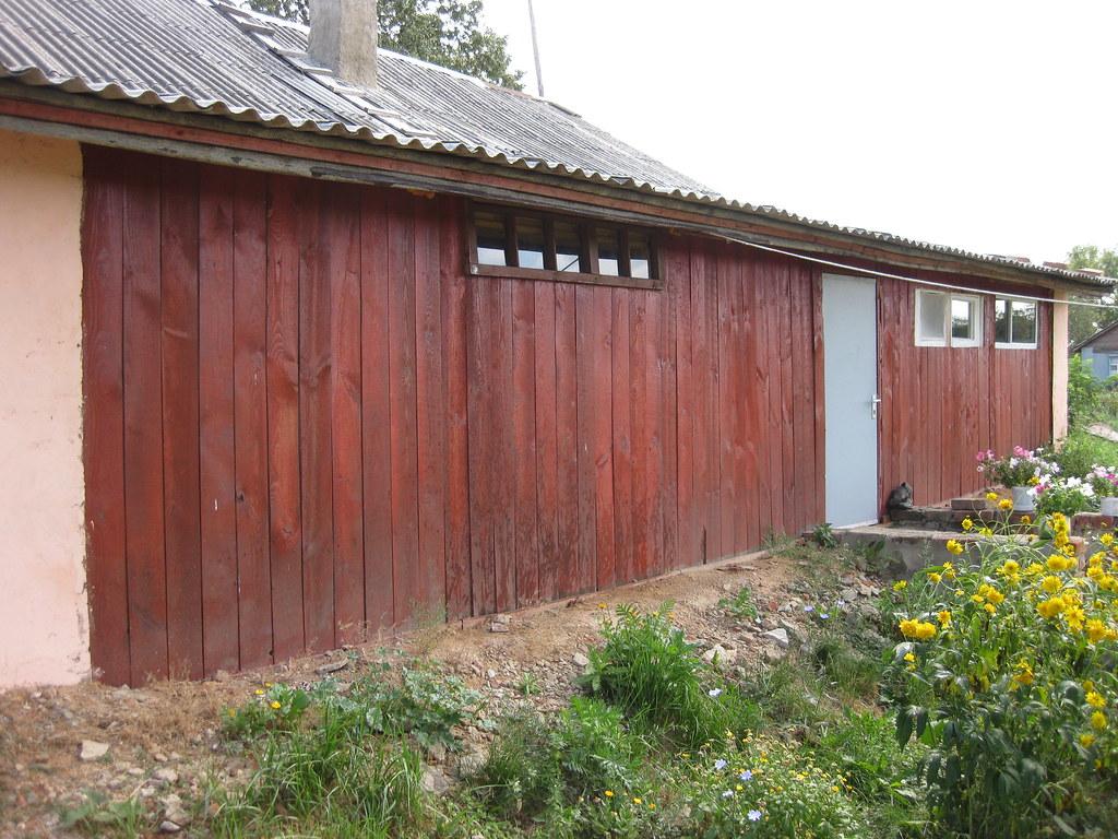 Задняя часть дома Копыловых 2014 год
