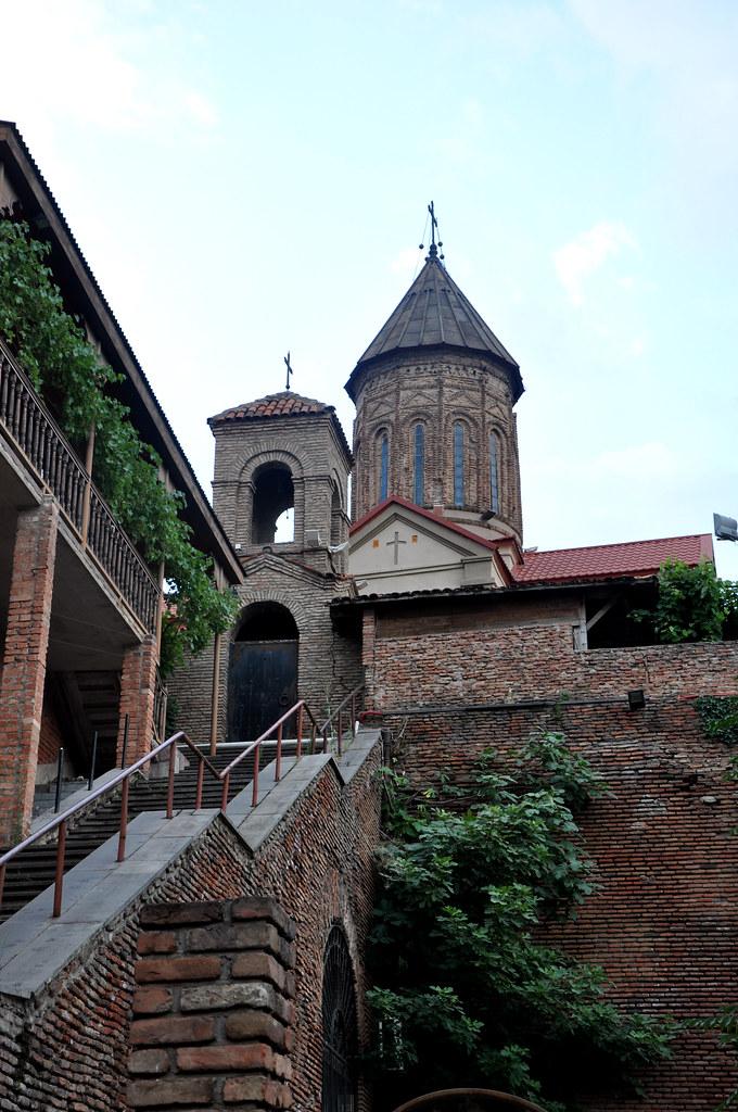 33 Достопримечательности Тбилиси