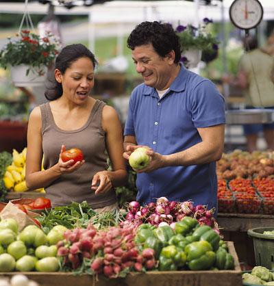 FINI grants help make fresh fruits and vegetables an affordable choice for SNAP households.