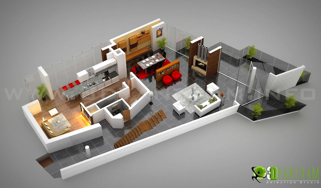 3d Floor Plan Office Design Russia Yantram Is A 3d 2d
