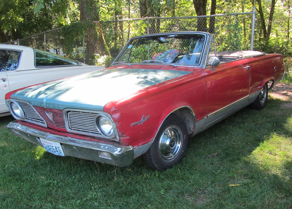 In Car Camera >> 1966 Plymouth Valiant Signet convertible | Mopars at the ...