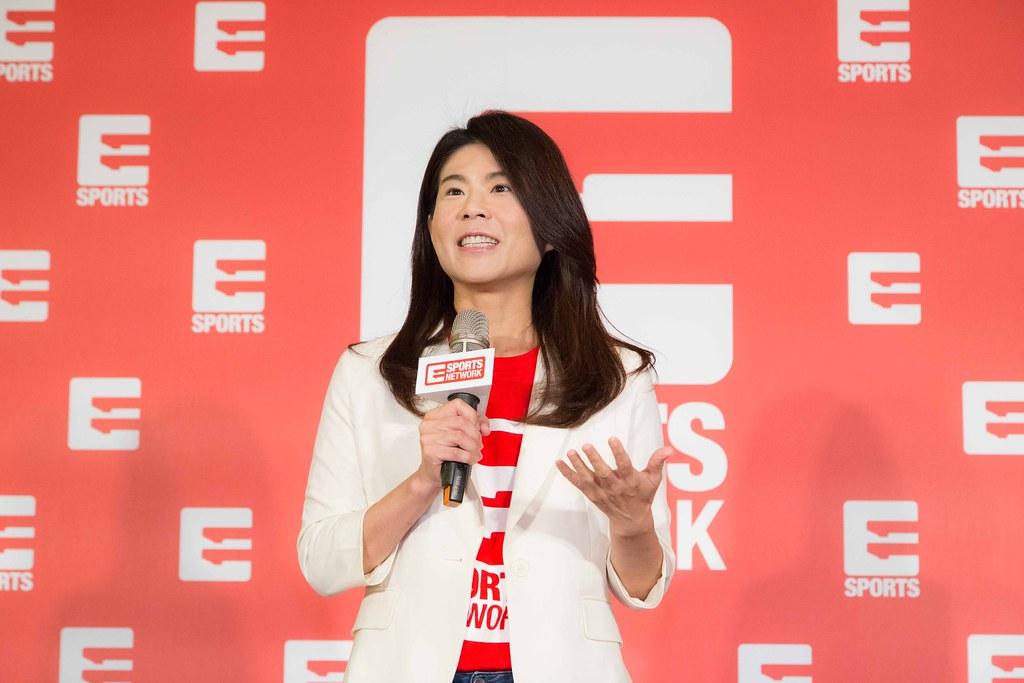 ELEVEN SPORTS NETWORK台灣區總經理康小玲 。(資料照,Eleven Sports提供)