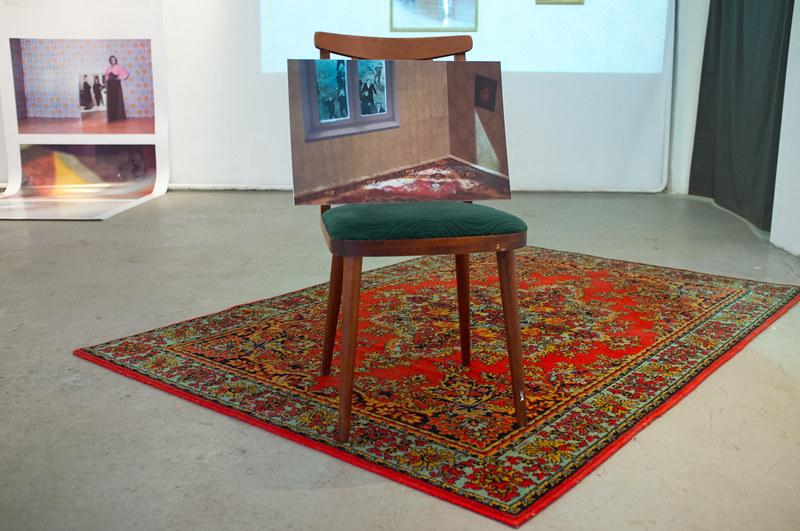 Exhibition: DOM (Document Object Model). Julia Borissova