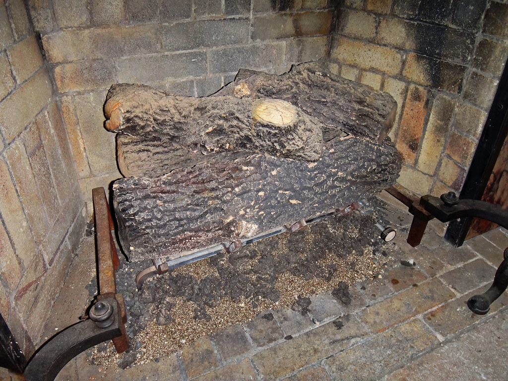 Vintage Fireplace Vermiculite Quot Ashes Quot Fake Fireplace