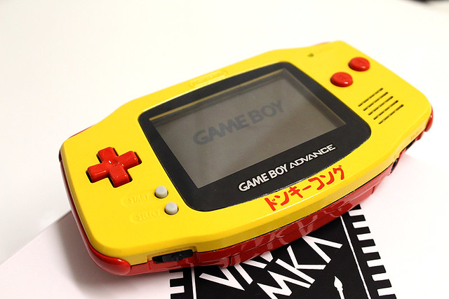 Game Boy Advance - Donkey Kong / ドンキーコング