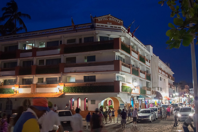 Rosita Hotel Puerto Vallarta Reviews