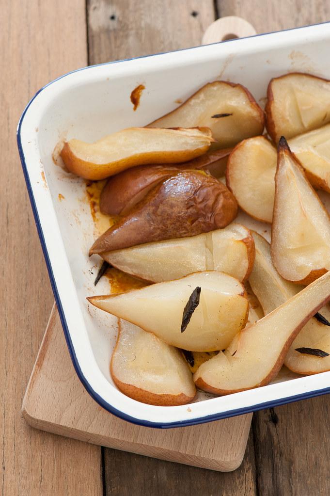 vanilla roasted pears-3   jules   Flickr