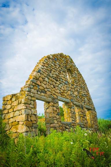 Scarborough Beach Ruins. Narragansett, RI FireInTheEyePhotography.com#bestoftheday #beach #landscape #architecture #photography #water #clouds #instagram #streetphotography #photo #history #freelance  #beautiful #awesome by Fire In The Eye Photography, via I {heart} Rhody