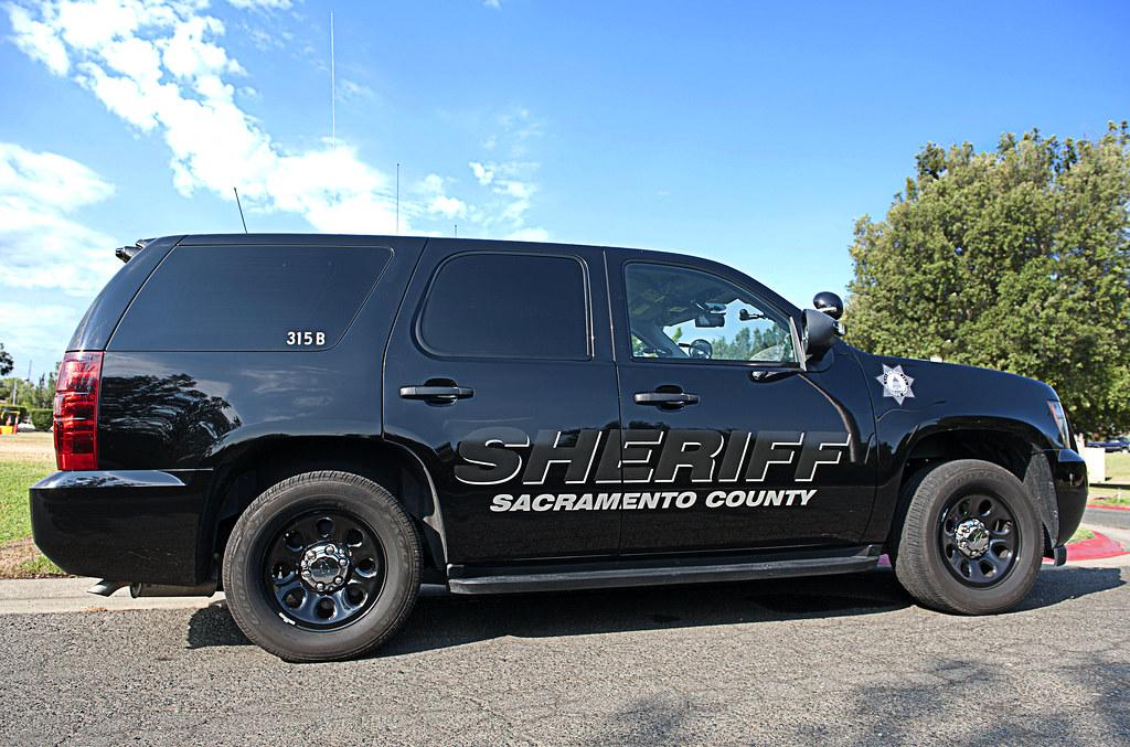 Sac County Suv Low Profile Sacramento County Sheriff S