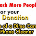 $25 Donation Website Slider
