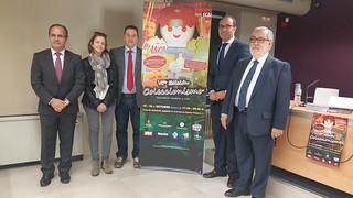 VII Edición de Coleccionismo de Valladolid-Castilla y León. Rueda de Prensa