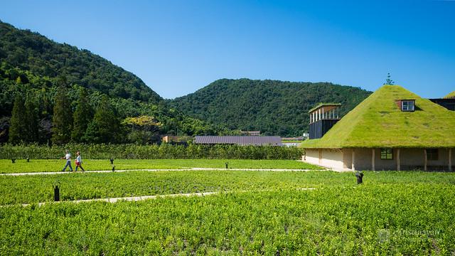 Exterior view of La Collina Omihachiman (ラ・コリーナ近江八幡)