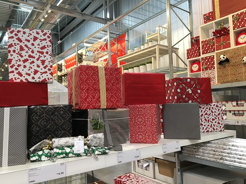 Short Trip to IKEA xmas