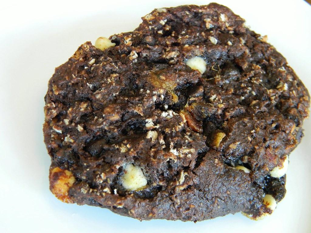Bittersweet Chocolate Cookies Rustica Recipe