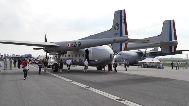 Nord N-2501F-3 Noratlas