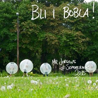 Bli i bobla! – Mr Jorgens #Sommermiks2015