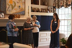 15. WCC Scholarship Tea - May 20, 2015