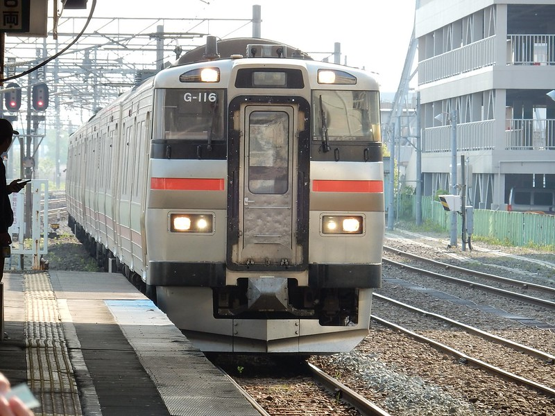 JR北海道 普通電車