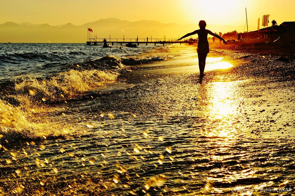 Sunset Antalya Belek Beach