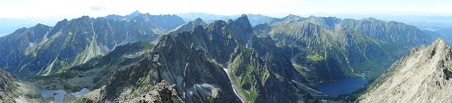 Rysy, High Tatras, Slovakia
