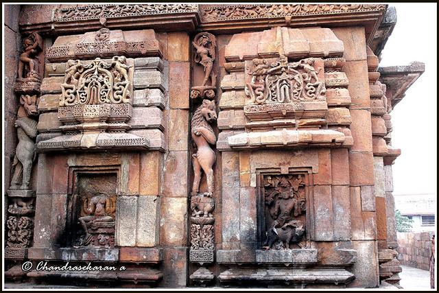 Brahmeshvara Temple Bhubaneswar