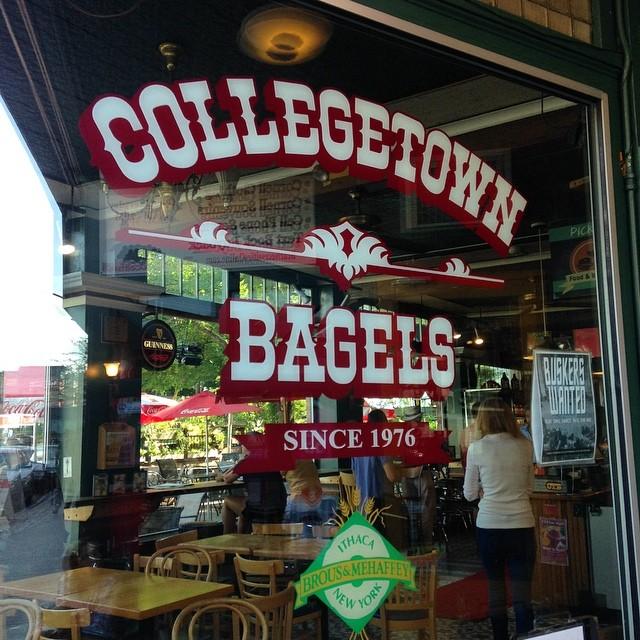 Ny Bagel And Cafe Menu