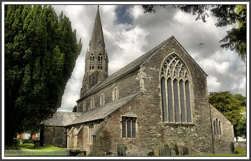 St Barts Church Lostwithiel