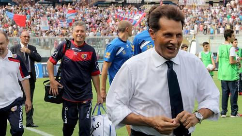 UFFICIALE: Novellino è il nuovo tecnico del Catania$