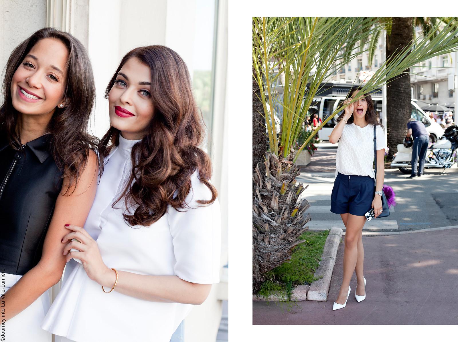 Lana El Sahely & Aishwarya Rai