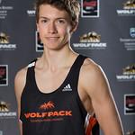 Andrew Paul-Morris, WolfPack Cross Country Running