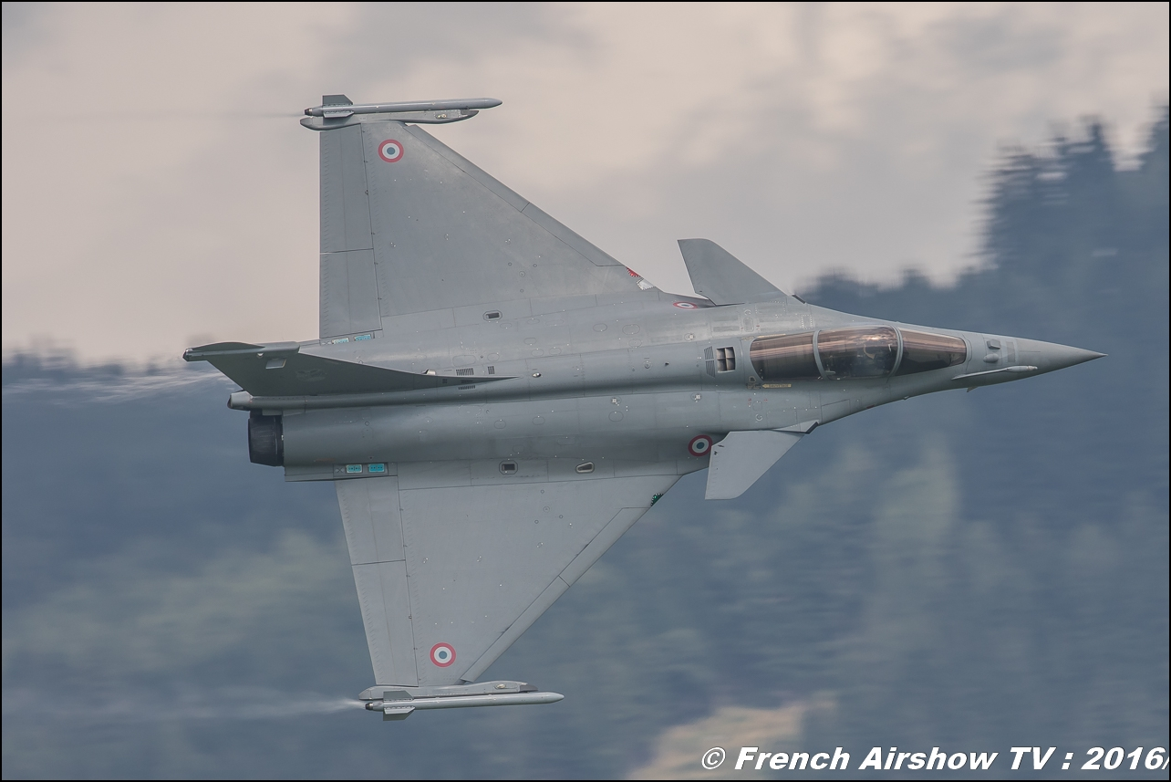 Dassault , Rafale Solo Display : Airpower Zeltweg 2016