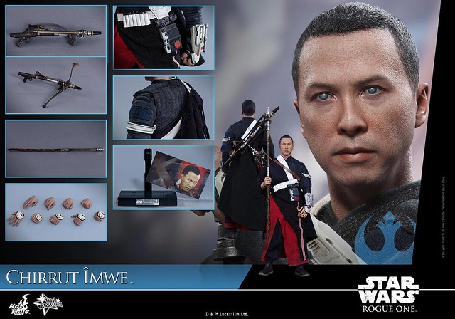 Rogue One Chirrut Imre 1/6 (Standard Version)