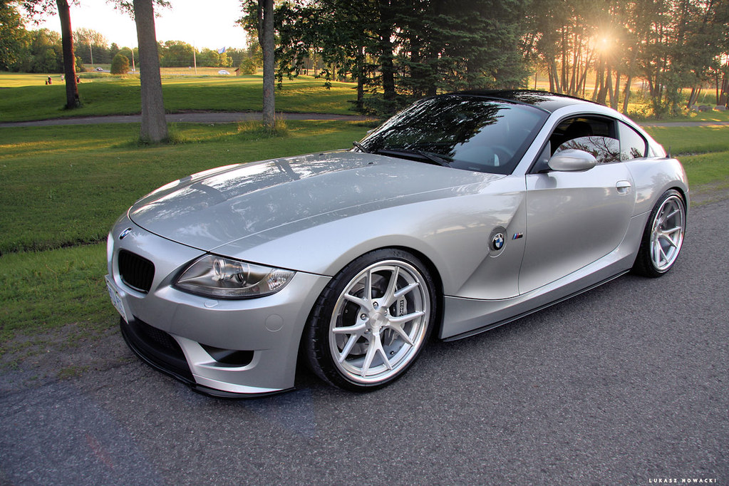 19 Quot Ms52 One On A Bmw Z4m 19 Quot Ms52 One Hand Brushed