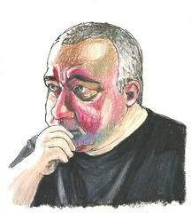 Giovanni Benedettini by illustra - olivia aloisi
