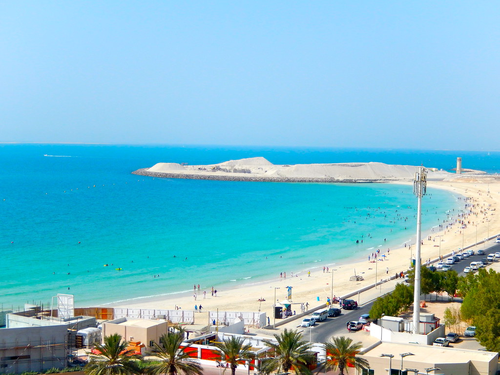 Jumeirah Beach Hotel Lobby