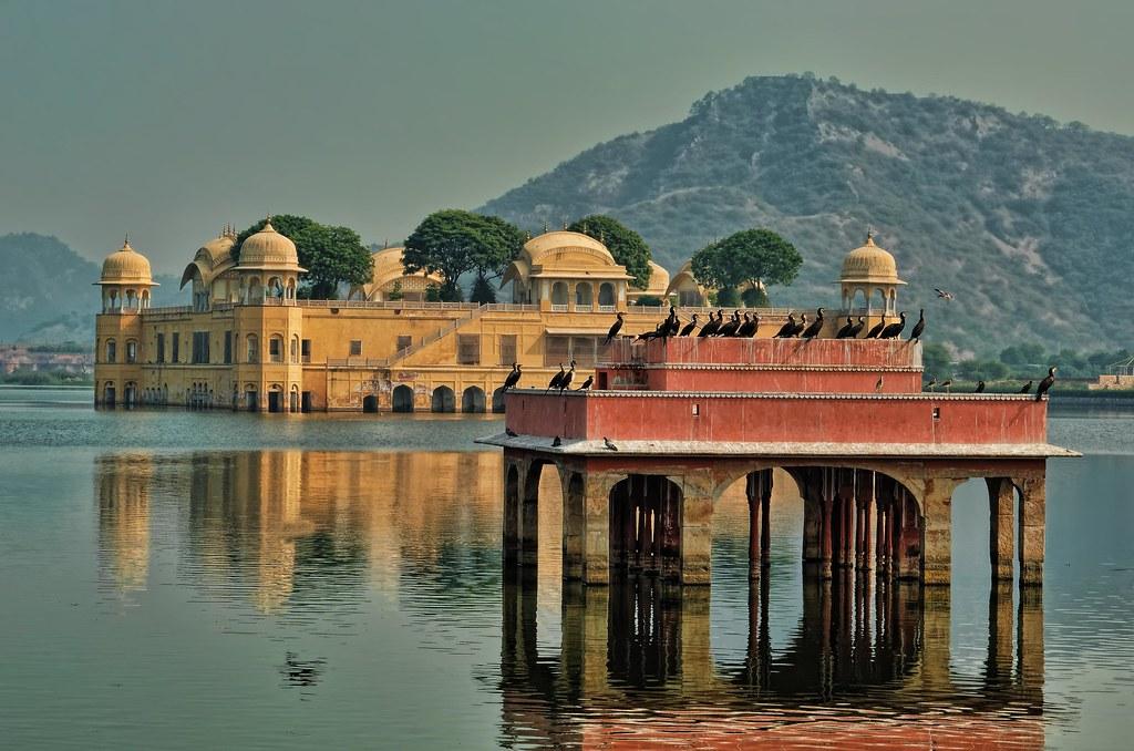 Jal Mahal Water Palace Jal Mahal Jaipur Rajasthan
