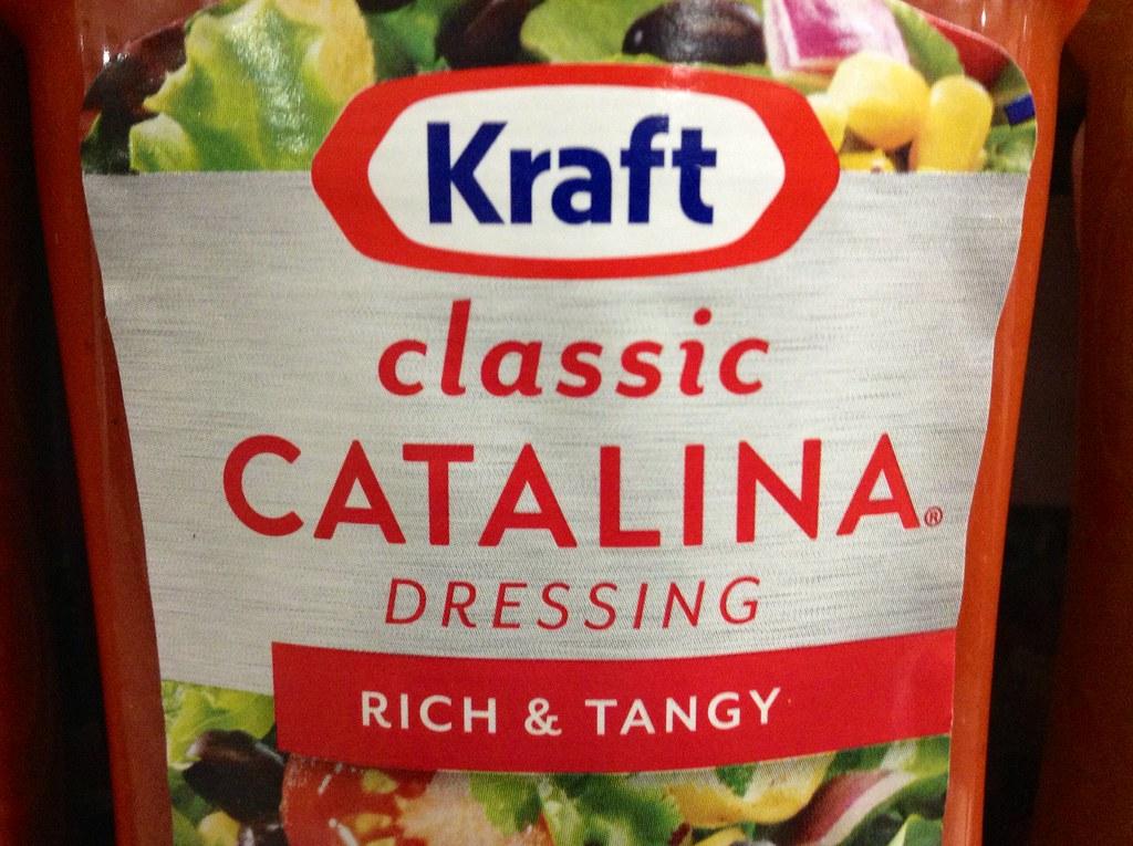 Kraft salad dressing ad