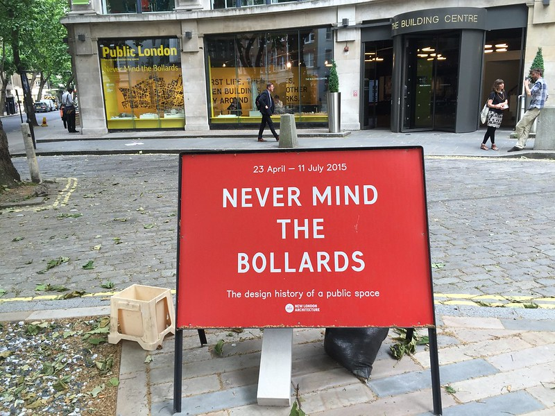 Never Mind The Bollards