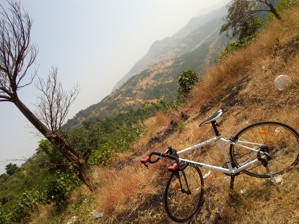 A tale of getting cycle from nasik nashik to mumbai via for Triban 300